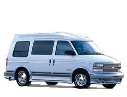 Wypożyczenie Chevrolet Astro