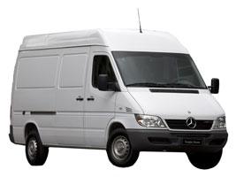 Dostawczy Mercedes - cena do negocjacji